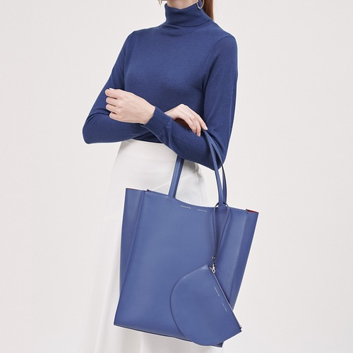 [ESSENTIAL BY UM] DALES SHOPPER - ROYAL BLUE